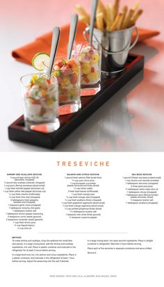Celebrity Cruise Line Recipes