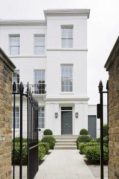 House in London by Mario Mazzer Architects - MyHouseIdea
