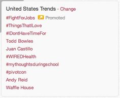 #pivotcon Trending in the US. Woot!