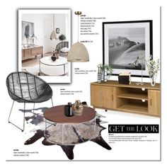 """Urban Living"" by viva-12 ❤ liked on Polyvore featuring interior, interiors, interior design, home, home decor, interior decorating, As Is, Bloomingville, Arteriors and LSA International"