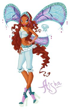 Winx club aisha | Aisha Believix