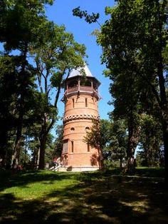 Paulinenwarte im Türkenschanzpark #wien