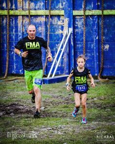 """She literally murdered it. I was so convinced the race was going to crush her. I wanted to prove to her that it's tougher than she thought. But when we finished it, all she wanted to do was another lap."" 