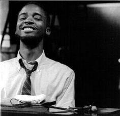Ahmad Jamal. Jazz Pianist.