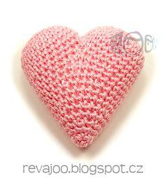 Crochet Motif, Knit Crochet, Crochet Hearts, Diy Crafts, Knitting, Archive, Fashion, Amigurumi, Fabric Animals