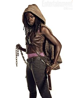 Gurira hasn't let the pressure of portraying a highly anticipated fan favorite get to her. ''There is pressure, but it's not a pressure that immobilizes,'' she says.