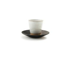 Image of THROWN Cup and Saucer