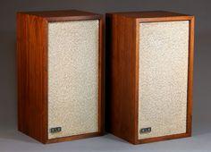 KLH Model 6 speakers