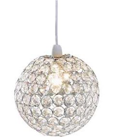 Buy Heart of House Kasbah Pendant Light Clear at Argoscouk