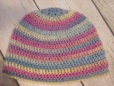 Anita's Hat *Free Crochet Pattern*