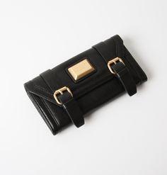 Marc By Marc Jacobs Shoulder Fashion Clutch Black