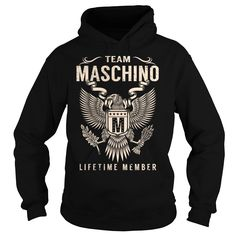 Team MASCHINO Lifetime Member - Last Name, Surname T-Shirt
