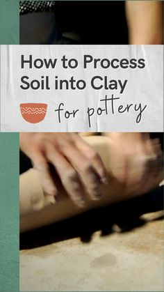 Homemade Clay, Diy Clay, Arts And Crafts Projects, Projects To Try, Science Activities For Kids, Clay Design, Air Dry Clay, Ceramic Clay, Cute Crafts