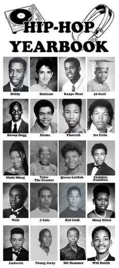Hip Hop Yearbook - Learn how to freestyle rap here