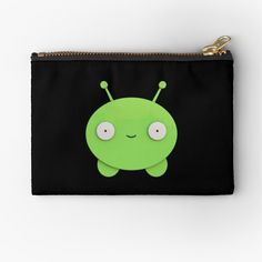 'Mooncake - Final Space' Zipper Pouch by MattKC Space Tv Shows, Mooncake, Sell Your Art, Gifts For Family, Zipper Pouch, Are You The One, Finals, Coin Purse, My Arts