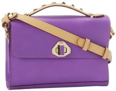 Rebecca Minkoff Mini Blake H095I020 Shoulder Bag,Purple,One Size