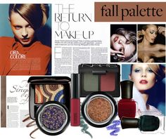 """""""Fall Palette"""" by elena-indolfi ❤ liked on Polyvore"""