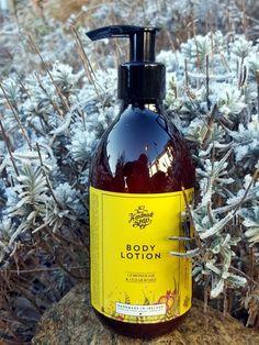 Verlosung: The Handmade Soap Body Lotion & Shower Gel aus der Badewanne (Werbung)