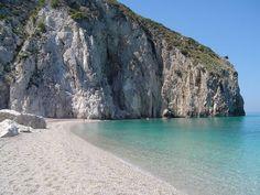 Lefkada-Mylos beach