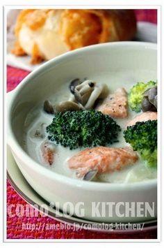 クローブを使って作る『鮭と男爵薯のホワイトシチュー』 by Como*さん ...