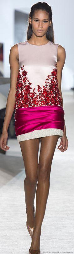 Giambattista Valli Haute Couture | S/S 2014 | LBV ♥✤ | KeepSmiling | BeStayElegant