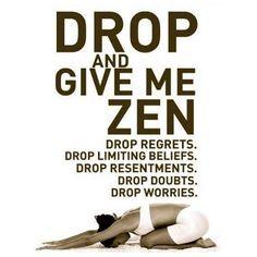 Yoga is the Zen of life ~ What do you think? Zen Meditation, Meditation Practices, Meditation Crystals, Chakra Meditation, Yoga Inspiration, Fitness Inspiration, Motivation Inspiration, Spiritual Inspiration, Style Inspiration