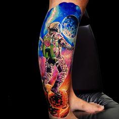 Tatuagem colorida: Joga mais cor que está pouco! - Blog Tattoo2me Tattoos, Blog, First Tattoo, Color Tattoo, Colourful Art, Get A Tattoo, Colors, Artists, Tatuajes