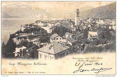 Lago Maggiore Pallanza - 1904