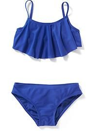 Ruffled Bikini for Girls Stop searching for that perfect outfit by clicking the link and buy that summer outfit!