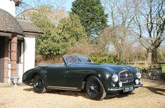 1952 Aston Martin DB2 Vantage Drophead Coupé