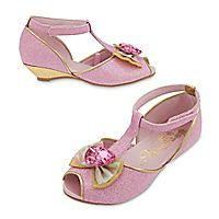 Aurora Costume Shoes for Kids