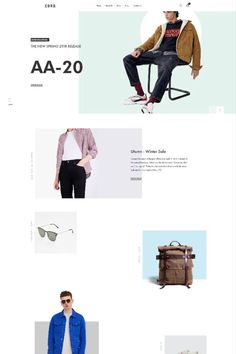 """Coro is a clean, minimal, creative and modern eCommerce theme for WordPress platform. Powered by WordPress' most popular eCommerce platform """"WooCommerce"""", Coro can be the too Minimal Web Design, Ecommerce Website Design, Typographic Logo, Wordpress Theme Design, Web Design Services, Ecommerce Platforms, Landing Page Design, Website Design Inspiration, Website Themes"""