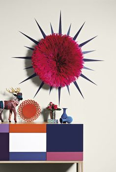 Est Magazine Dulux Designer Collaboration | Room 2 Inspired by Camilla Frank AW13