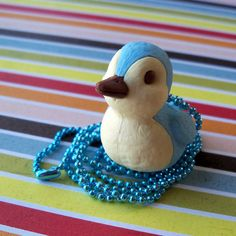 Ducky Necklace $8.50