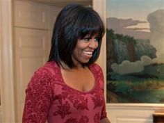 New hair, new term: Michelle Obama's second act - TODAY News