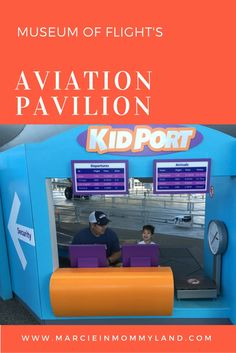 The Museum of Flight in Seattle just opened their Aviation Pavilion. Click to read more or pin to save for later. www.marcieinmommyland.com