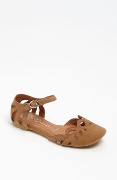Jeffrey Campbell 'Cinda' Flat... Still not on sale... Or I missed the sale and they back to regular price