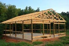 pole barn building guide