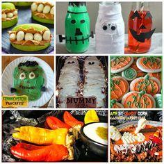 Halloween Food Round Up