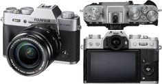 Am cumparat un aparat foto mirrorless Fujifilm X-T20
