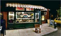 Central Perk - Friends Central - TV Show, Episodes, Characters