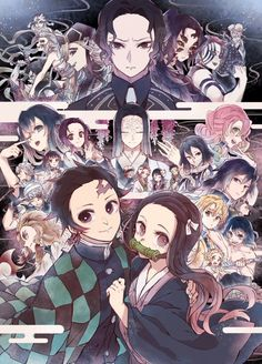 Read KnY Girls from the story Imágenes random de Kimetsu no Yaiba by (Mino UwU) with reads. Otaku Anime, Manga Anime, Anime Demon, Anime Art, Dark Fantasy, Illustration Studio, Manga Illustration, Another Misaki Mei, Couples Anime