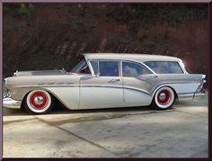 Buick 1957 wagon