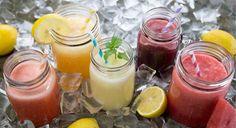 5 Summer Lemonades | Recipes of the Week