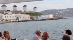 Cyclades is an amazing island complex in Greece. which includes famous islands like Santorini, Mykonos and Paros, as well as quiet and alternative islands li. Mykonos, Santorini, Paros, New York Skyline, Greece, Island, Videos, Travel, Greece Country