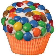 iscream / Sweet Treats Candy Cupcake Microbead Pillow