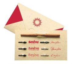 Calligraphy & Writing Set | BRAUSE | PENS & SETS | CALLIGRAPHY | Gifts & Accessories | Bromfield Pen Shop Inc