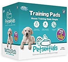 Petsentials 100 Pack Puppy/Dog Super Absorbent Odour Locking Multi Layered Training Pads With 5 Extra FREE Dog Whisperer Tips, Small Animal Cage, Puppy Pads, Online Pet Store, Training Pads, Dog Training, Rabbit Cages, Pet Supply Stores, Pet Cage