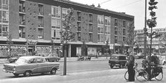 Burgermeester Vlugtlaan Amsterdam (jaartal: 1950 tot 1960) - Foto's SERC Amsterdam Holland, New Amsterdam, Back In Time, Old Pictures, 17th Century, Netherlands, Dutch, Places To Visit, Street View