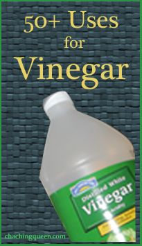 Did you know vinegar could do that? Here's a list of ways to use vinegar. There are so many uses for vinegar in and around the house, car, garden, pets. Household Cleaning Tips, Household Cleaners, Cleaning Recipes, House Cleaning Tips, Spring Cleaning, Cleaning Hacks, Cleaning Supplies, Cleaners Homemade, Diy Cleaners